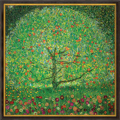 "Painting ""Apple Tree I"" (1912), Framed"