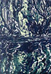 """Bild """"Spiegelwasser 3"""" (2012)"""