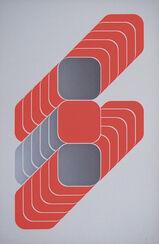 """Bild """"Ohne Titel VII"""" (1970)"""