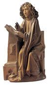 "Sculpture ""Evangelist John"" (Original Size), Arificial Casting"