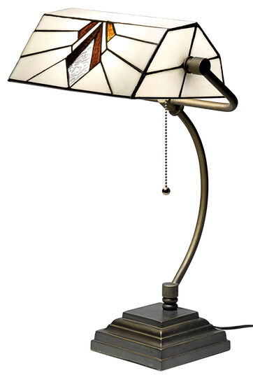 "Bankers Lamp ""Belle Epoque"""
