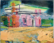 "Bild ""Landschaft 14"" (2007) (Unikat)"