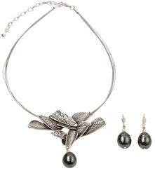 "Jewelry Set ""Papillon"""