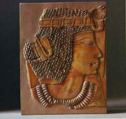 Relief picture Amenhotep III.