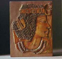Reliefbildnis Amenophis III.