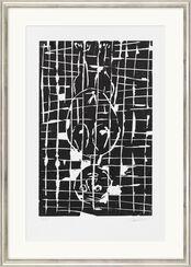 """Bild """"Stehende Frau"""" (1987/88)"""