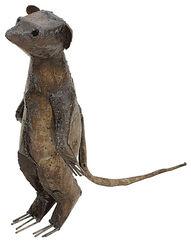 Garden figure 'Meerkat' (big version)