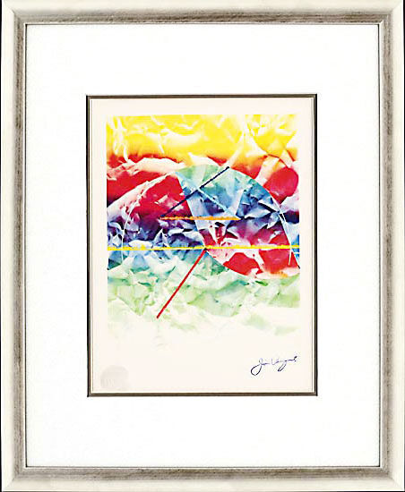 "James Rosenquist: Bild ""Der Geruchssinn"""