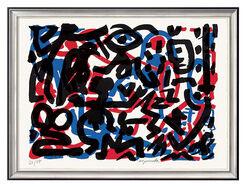 """Bild """"Weiterarbeit"""" (1993)"""