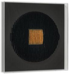 "Bild ""Kleines Golddepot II"" (2014) (Unikat)"