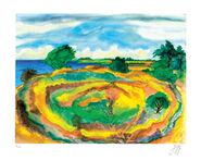 "Painting ""On the Coast"" (2006)"