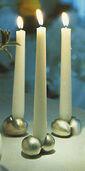 Chandelier objects 'Illumination', bronze