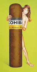"""Bild """"Hav-a-Havana # 2, Cohiba"""" (1998)"""
