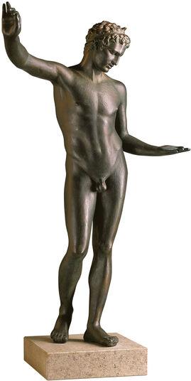 "Praxiteles: ""Ephebe of Marathon"""
