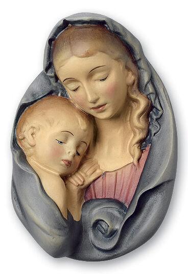 Gardena Madonna relief
