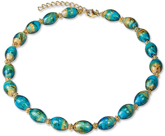 "Petra Waszak: Necklace ""Murano"""