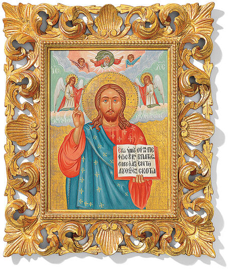 "Picture ""Christ Pantocrator"""