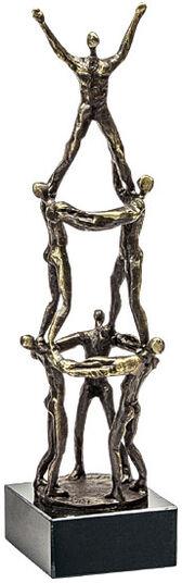"""Gerard: Skulptur """"Gemeinsam zum Erfolg"""""""