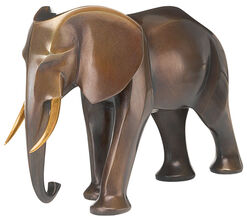 "Sculpture ""Elephant"", Version in Bronze"