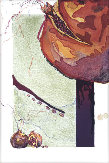 "Sarah Dudley: Bild ""Persephone's Lament"" (2015)"
