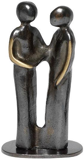 """Kerstin Stark: Skulptur """"Danke"""", Bronze"""