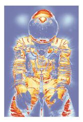 """Bild """"Der Kosmonaut"""" (2012)"""