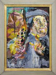 "Bild ""Luther"" (2009) (Unikat)"