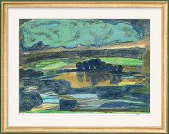 """Bild """"Irische Landschaft I"""" (2004)"""