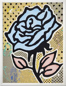 "Bild ""Blue Rose"" (2015)"