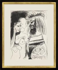 """Bild """"Der alte König"""" (1959)"""
