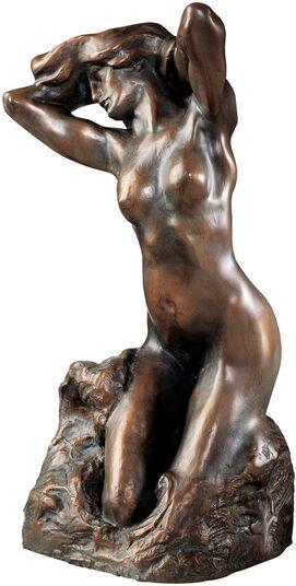 """Auguste Rodin: """"Baigneuse"""", 1880, bronze"""