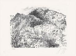 "Bild ""Italienische Landschaft"" (2009)"