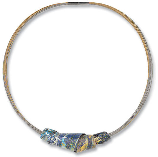 Kreuchauff-Design: Necklace 'The Sound of the Sea'