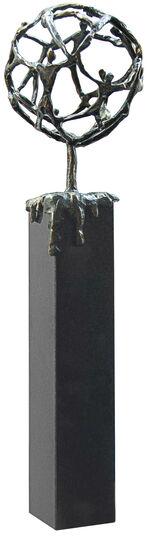 """Corry Ammerlaan: Skulptur """"Netzwerk"""""""