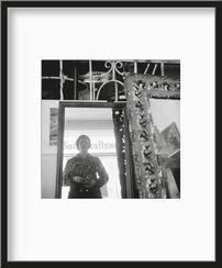 "Bild ""North Shore, Chicago (Self-Portrait, Antique Mirrors)"" (1973/2016)"