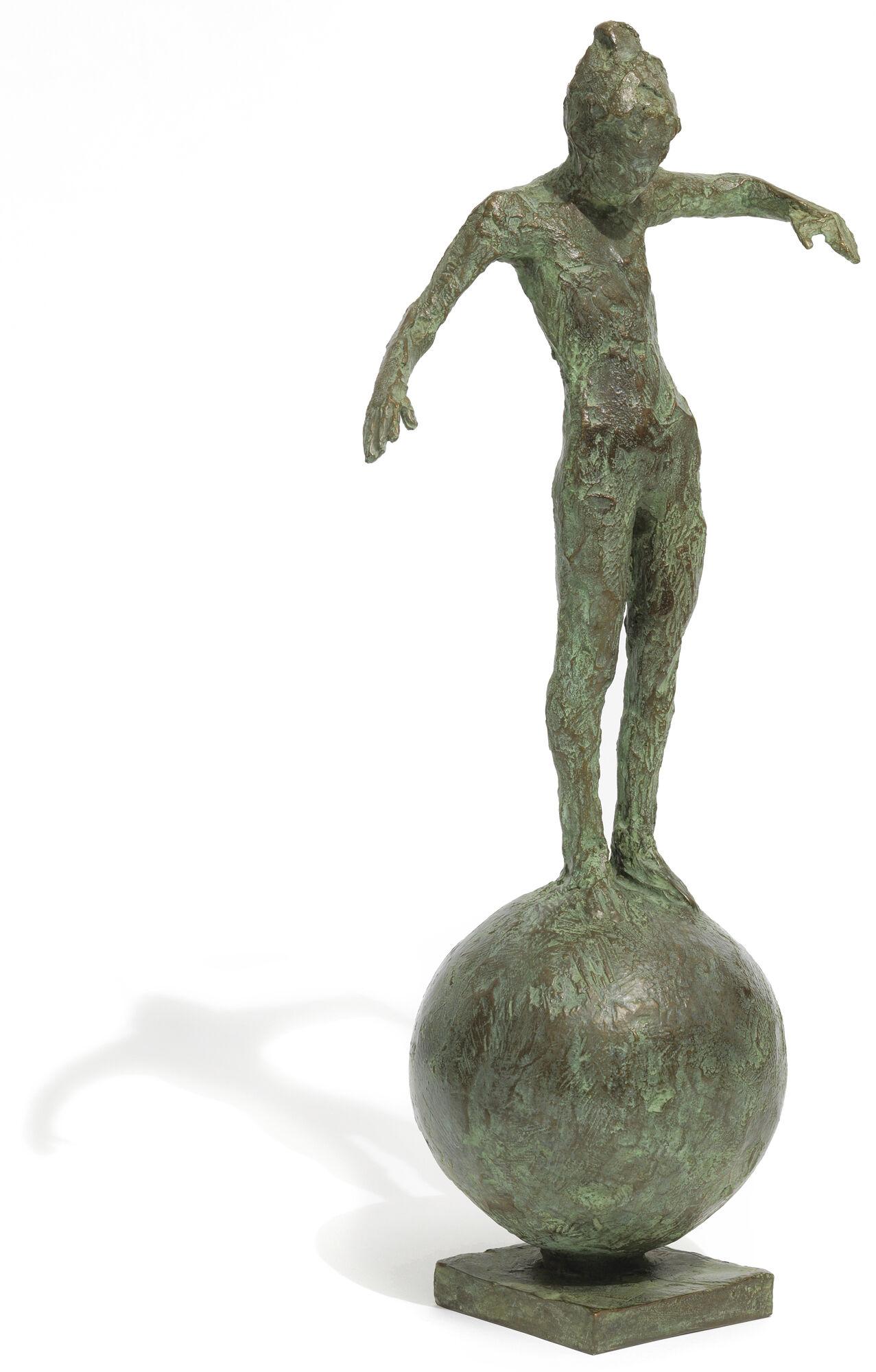 Kleine Skulptur Kreuzworträtsel
