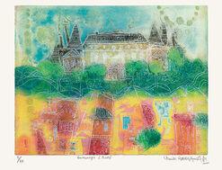 """Bild """"Hommage à Rueil"""" (2007), ungerahmt"""