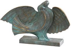 """Skulptur """"Taubenpaar"""", Bronze"""