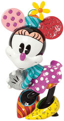 "Sculpture ""Minnie in Love"", Artificial Casting"