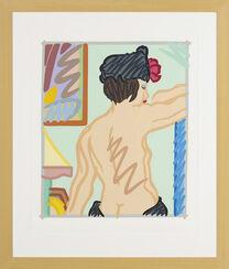 "Bild ""Judy with Black Hat"" (1997)"