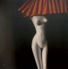 """Bild """"Skulptur 3"""", ungerahmt"""