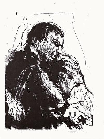 """Christophe Hohler: Bild """"Sans titre"""" (2013)"""