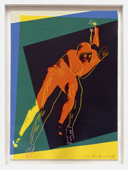 "Bild ""Speed Skater"" (1983)"