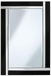 """Wandspiegel """"Art Déco"""" (klein, 90 x 60 cm)"""