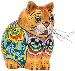 """Katze """"Candy"""", handbemalt"""