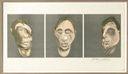 "Bild ""Studies for a Self-Portrait"" (1983)"