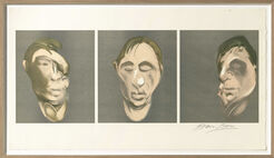 "Bild ""Studies for a Self-Portrait"" (1983)"