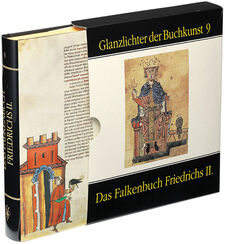 """Reprint """"Das Falkenbuch Friedrichs II."""""""