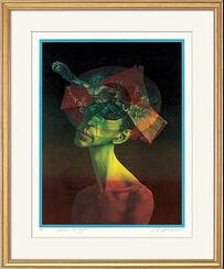 "Bild ""Geburt des Mythos"" (1980)"