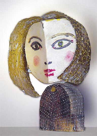 """Roland Roure: Light object """"Mignonne"""", (2003)"""